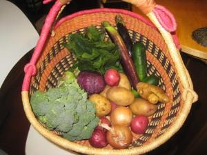 Flavell market basket