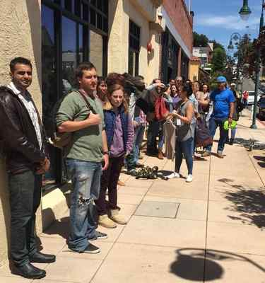 Netflix TV series starts filming in Vallejo